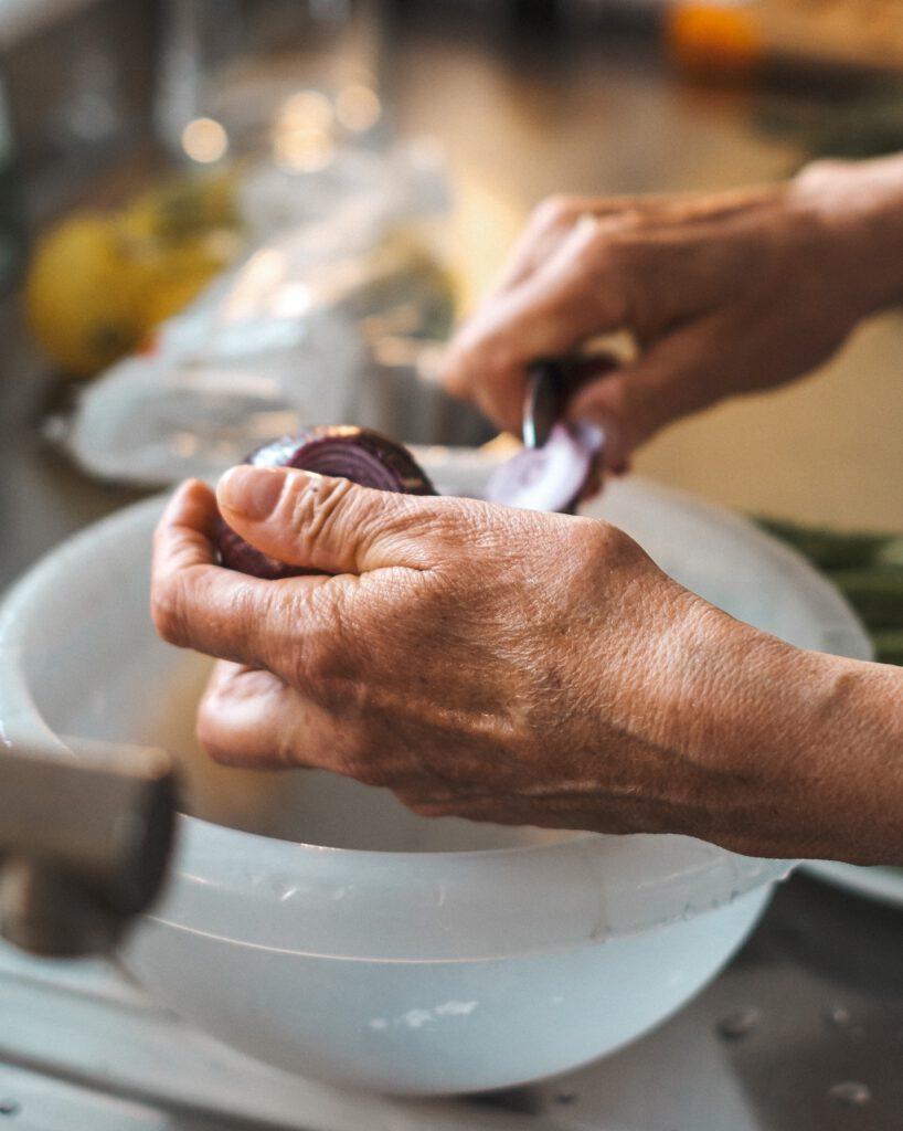 Fünf Tipps für achtsames Kochen